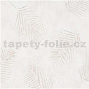 Vliesové tapety na zeď G.M.K. Fashion for walls palmové listy hnědé
