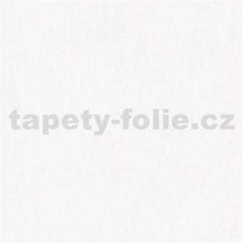 Vliesové tapety na zeď Felicita strukturovaná jednobarevná světle šedá