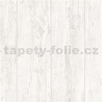 Vliesové tapety na zeď Felicita prkna s výraznou texturou a perleťovými odlesky