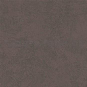 Vliesové tapety na zeď Felicita tmavě hnědá s broušeným efektem