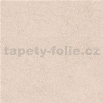 Vliesové tapety na zeď Felicita béžová s broušeným efektem