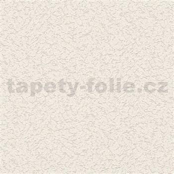 Vliesové tapety na zeď IMPOL Finesse hrubá omítkovina béžová s glitrem