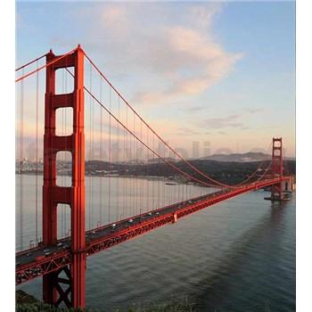 Vliesové fototapety Golden Gate rozměr 225 cm x 250 cm