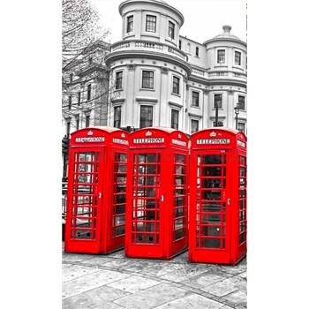 Vliesové fototapety Londýn rozměr 150 cm x 250 cm