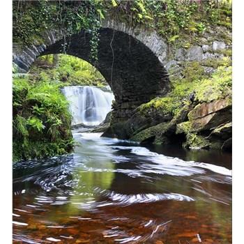 Vliesové fototapety Irsko rozměr 225 cm x 250 cm
