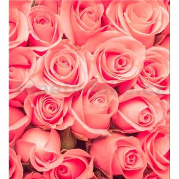 Vliesové fototapety růže rozměr 225 cm x 250 cm