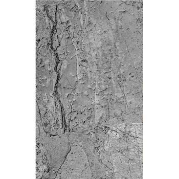 Vliesové fototapety betonový obklad rozměr 150 cm x 250 cm
