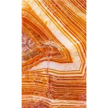 Vliesové fototapety achát rozměr 150 cm x 250 cm