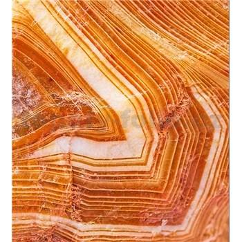 Vliesové fototapety achát rozměr 225 cm x 250 cm