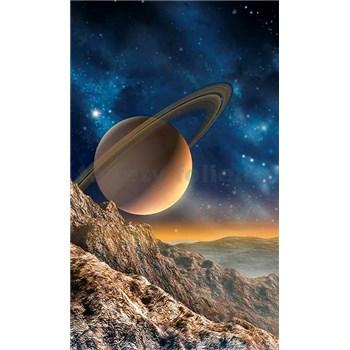 Vliesové fototapety vesmír rozměr 150 cm x 250 cm