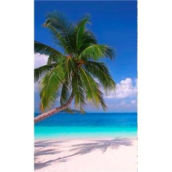 Vliesové fototapety pláž rozměr 150 cm x 250 cm