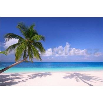 Vliesové fototapety pláž rozměr 375 cm x 250 cm