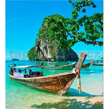 Vliesové fototapety Thajsko rozměr 225 cm x 250 cm