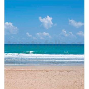 Vliesové fototapety prázdná pláž rozměr 225 cm x 250 cm