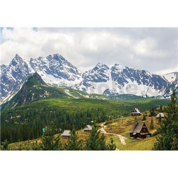 Fototapety Alpy rozměr 254 cm x 184 cm