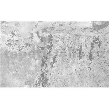 Vliesové fototapety beton rozměr 368 cm x 254 cm