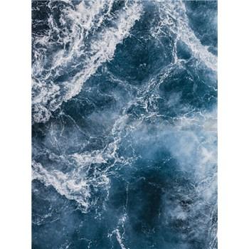 Vliesové fototapety pohled do modrého moře rozměr 184 cm x 254 cm
