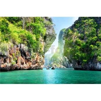 Vliesové fototapety Thajsko rozměr 312 cm x 219 cm