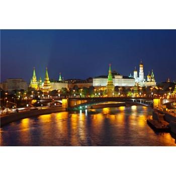 Vliesové fototapety Moscow rozměr 312 cm x 219 cm