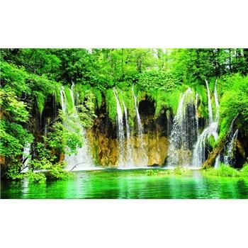 Fototapety vodopád rozměr 368 cm x 254 cm