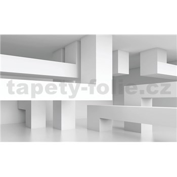 Fototapety 3D abstraktní vzor rozměr 368 cm x 254 cm