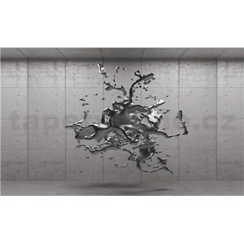 Fototapety 3D skvrna rozměr 254 cm x 184 cm