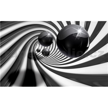Fototapety 3D vír rozměr 368 cm x 254 cm