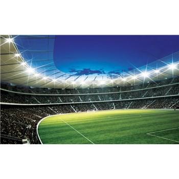 Vliesové fototapety fotbalový stadion rozměr 368 cm x 254 cm
