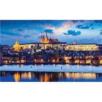 Vliesová fototapeta Praha rozměr 416 cm x 254 cm
