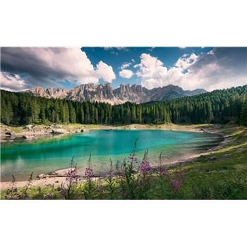 Vliesové fototapety Hefele klenoty Dolomit, rozměr 450 cm x 280 cm