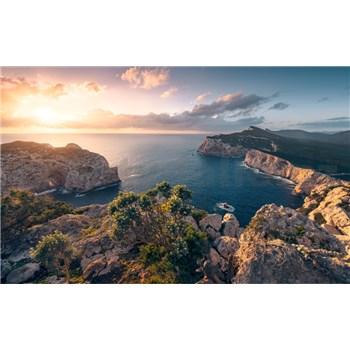 Vliesové fototapety Hefele středomořská podívaná, rozměr 450 cm x 280 cm