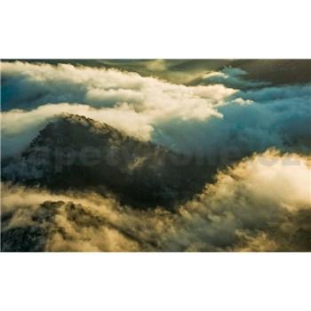 Vliesové fototapety Hefele mlha nad Mallorcou, rozměr 450 cm x 280 cm