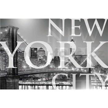Fototapety New York City rozměr 184 cm x 127 cm