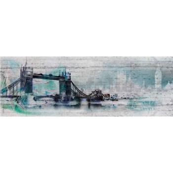 Fototapety London rozměr 368 cm x 127 cm