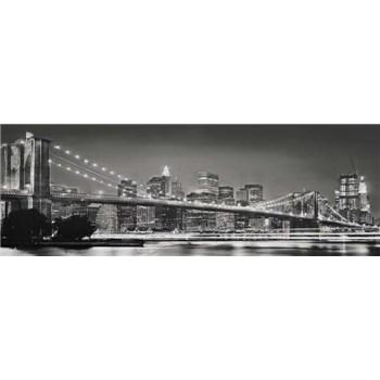 Fototapety Brooklynský most rozměr 368 cm x 127 cm
