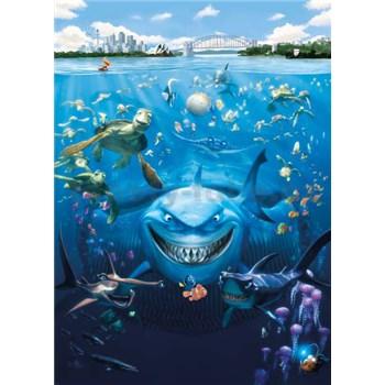 Fototapeta Disney Nemo rozměr 184 cm x 254 cm