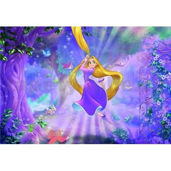 Fototapeta Disney Princezna Rapunzel rozměr 368 cm x 254 cm