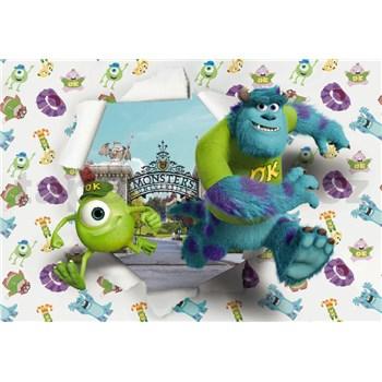 Fototapeta Monsters University