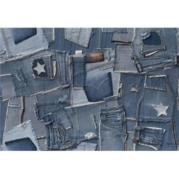 Fototapety Jeans rozměr 368 cm x 254 cm