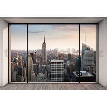 Fototapety 3D Penthouse rozměr 368 cm x 254 cm
