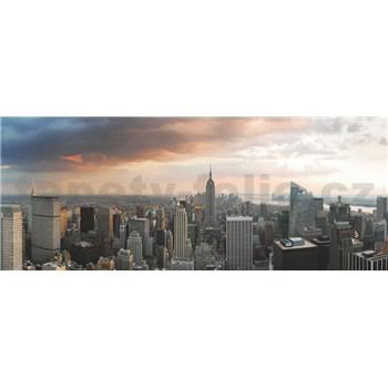 Vliesové fototapety New York rozměr 250 cm x 100 cm