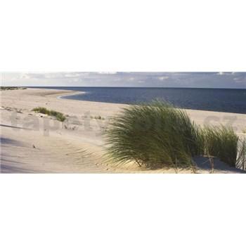 Vliesové fototapety pláž rozměr 250 cm x 104 cm