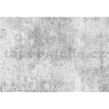 Fototapety betonová zeď rozměr 366 cm x 254 cm - POSLEDNÍ KUSY