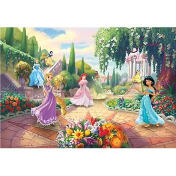 Fototapety Disney Princess park rozměr 368 cm x 254 cm