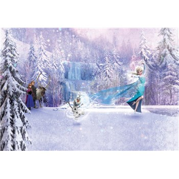Fototapety Disney Frozen les rozměr 368 cm x 254 cm