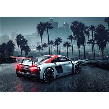 Fototapety Audi R8 L.A. rozměr 368 cm x 254 cm