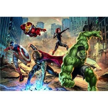 Fototapeta Avengers Vztek rozměr 368 cm x 254 cm