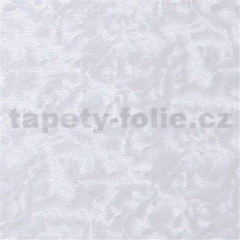 Samolepící fólie transparentní ledové květy - 90 cm x 15 m