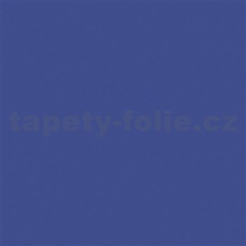 Samolepící fólie modrá lesklá - 45 cm x 15 m