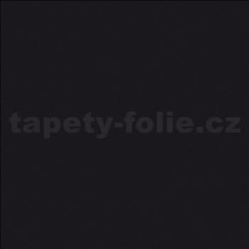 Samolepící fólie černá matná - 67,5 cm x 15 m